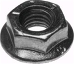 "R8324 - 1/4"" X 28 Guide Bar Stud Nut Replaces McCulloch 110676"