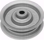 R8478 Flat Idler Pulley Replaces Snapper 7012124