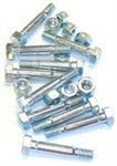 R8628 Pack of 10 Snowblower Shear Pins & Nuts Replace MTD 910-0891