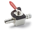 "R868 - 1/4"" Straight Cut-Off Fuel Valve"