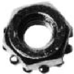 R8802 - 10-24 Hex Nut Replaces Walker F002