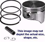 R8826 Piston Assembly +.020 Replaces Briggs & Stratton 391288