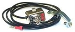 "R8944 Deluxe Toggle Type Kill Switch with 48"" lead wire for go-karts & ATV's, fits 1"" frame"