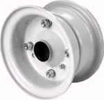 "R8981 - 5"" Universal 2 piece wheel without bearings"