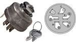 R9166 Ignition Switch Replaces John Deere AM38227