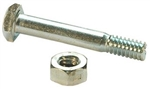 R917 Snowblower Shear Pin & Lock Nut Replaces Ariens 51001600