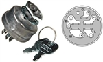 R9330 Ignition Switch Replaces Murray 91846