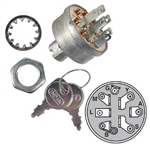 R9623 Ignition Switch for AYP, Murray, MTD & Briggs