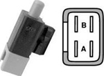 R9662 Plunger Interlock Switch replaces Murray 094136MA