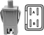 R9665 Plunger Interlock Switch for AYP, MTD & Snapper