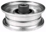 R9753 Flat Idler Pulley Replaces Exmark 1-323285