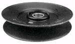 R9772 Deep V Idler Pulley Replaces Exmark 603805
