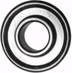 "R9892 - 3/8"" X 1-1/8"" Flanged Bearing"