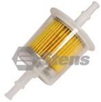 S120-444 Fuel Filter for Briggs & Stratton, Exmark, Hustler, Kohler, Napa & Toro