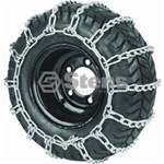 180-104 -  TIRE CHAINS 410-350-6; 12-350-6; 12.25-350-6