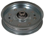 280-651 -  Heavy Duty Flat Idler Replaces MTD 756-1229 and many more