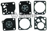 615-455 Carburetor Diaphragm & Gasket Kit Replaces ZAMA GND-1