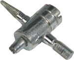 S751-941 Valve Stem Tool To install and remove valve stem cores