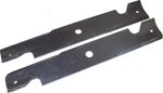 "UEKIB3 - Set of two 16"" Lawnmower Blade - New Old Stock - Discounted"