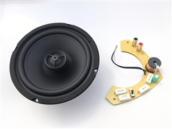 High-End In-Wall Speaker Parts