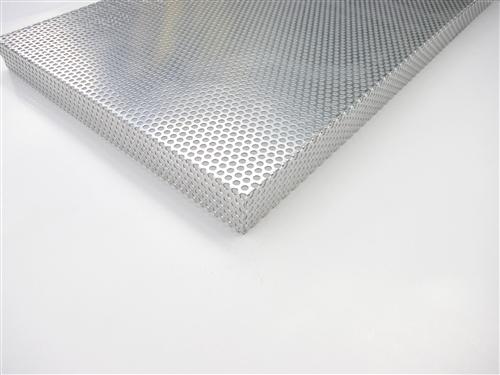 Custom Speaker Grill Aluminum: Made to Order Metal Speaker Cover - CG8