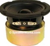 "4"" High Quality OEM Woofer 8 ohm - GW4028S"