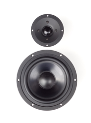 "6-1/2""  2-Way High-End Speaker Building Kit"