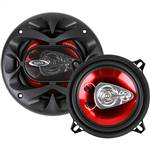 "Boss CH5530 5 1/4"" 3-Way Full Range Chaos Speakers - 225W /pr"