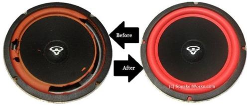 Speaker Repair Services: Speakers Repaired by SpeakerWorks.com