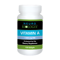 Vitamin A - 100 Softgels (Retail $22.90)