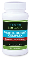 Methyl Defend Complex 60 Capsules (Retail $37.50)