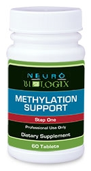 Methylation Support - Step One (60 Tablets/Dissolves) Retail $29.90