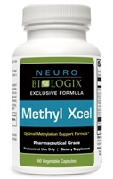Methyl Xcel 60C (Retail $29.90) DISCONTINUING