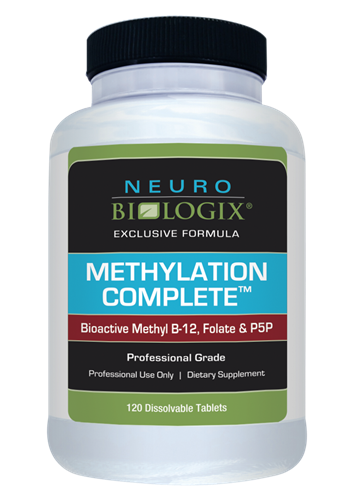 Methylation Complete Dissolvable 120T (Retail $55.50)