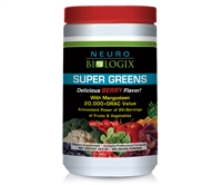 Super Greens Berry - ORAC levels equal to 25+ servings of fruits and vegetables! / Retail $49.90