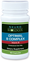 Optimal B Complex 60C (Retail $27.90)