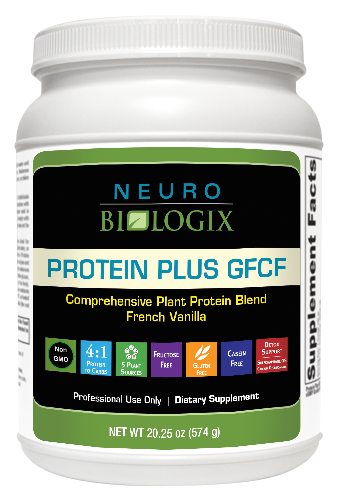 Protein Plus GFCF - ( French Vanilla) 28 Scoops / Retail $45.50