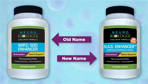 Nrf2/SOD Enhancer (NOW CALLED N.A.S. Enhancer) 60C