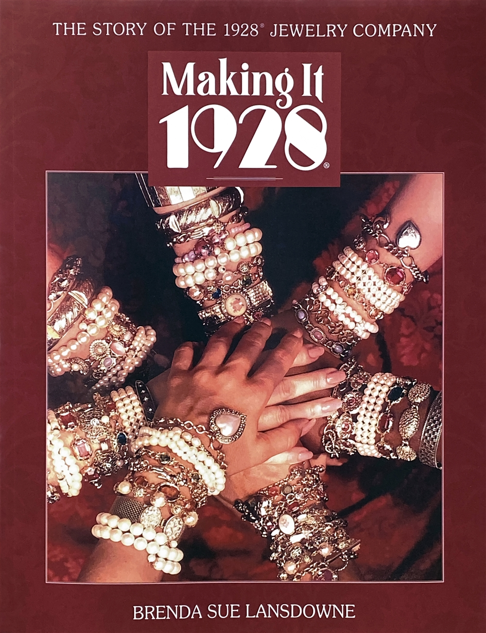 Making It 1928, Story of the 1928 Jewelry Company, jewelry designer, how to build a brand, making a jewelry business, B'sue Boutiques, how to design jewelry, how costume jewelry is made, collectable costume jewelry, vintage jewelry, collecting jewelry