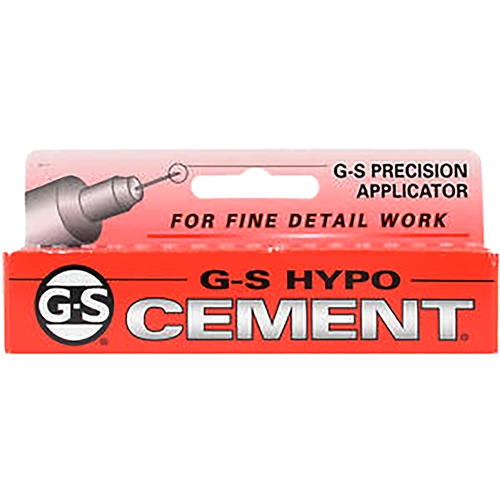 Hypotube cement, jewelry glue, hypo, jewelry making supplies, jewelry adhesive, bsueboutiques, G-S HYPO, cement, jewelry making, adhesive, bead tip cement