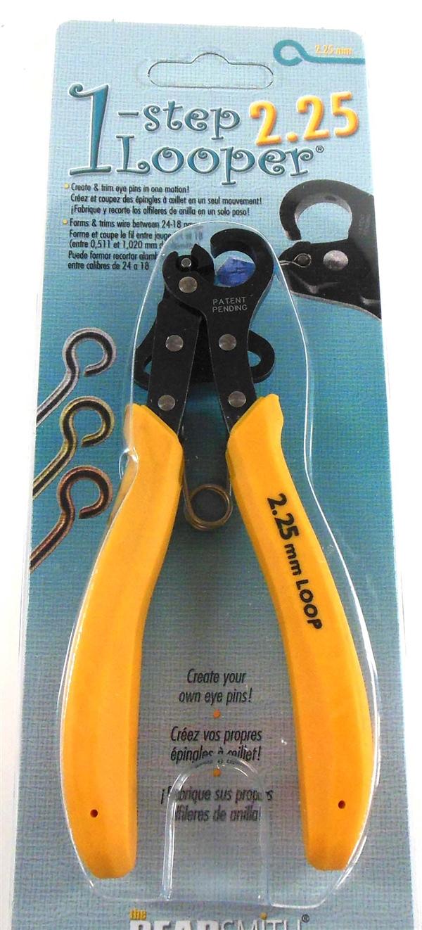 looper tool, 2.25mm, 2.25mm looper tool, beading chain, how to bead ...