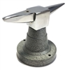 anvil, tool steel, jewelry tools, jewelry supplies, jewelry making supplies, mountable anvil, mini anvil, 06393