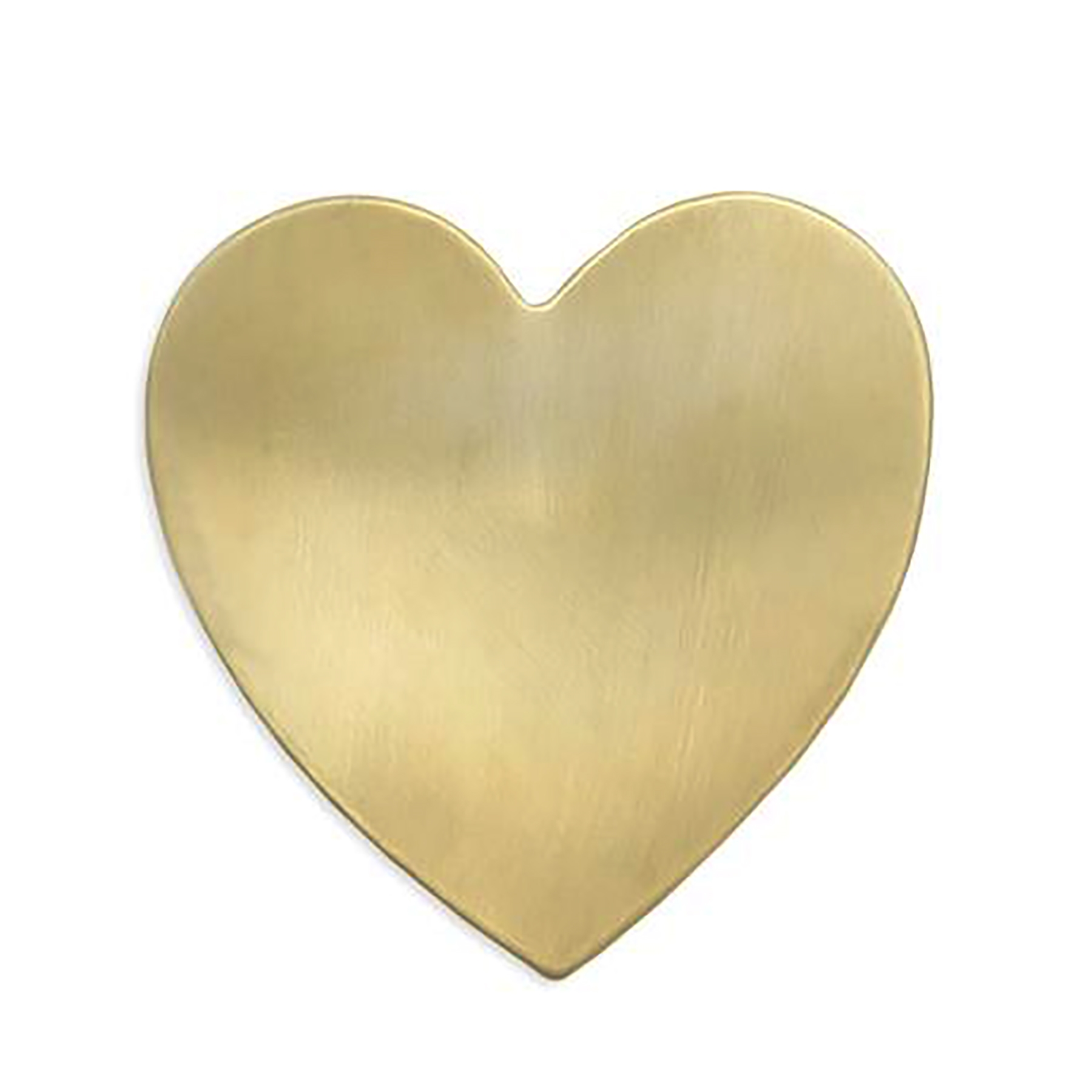 heart blank, brass hearts, jewelry supplies