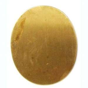 brass base, oval base, jewelry supplies
