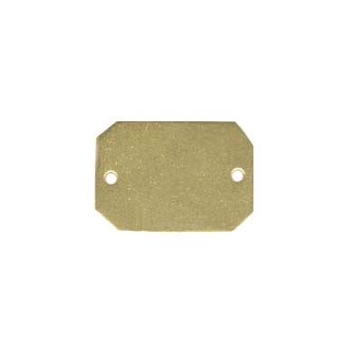 brass base, brass connector, jewelry supplies