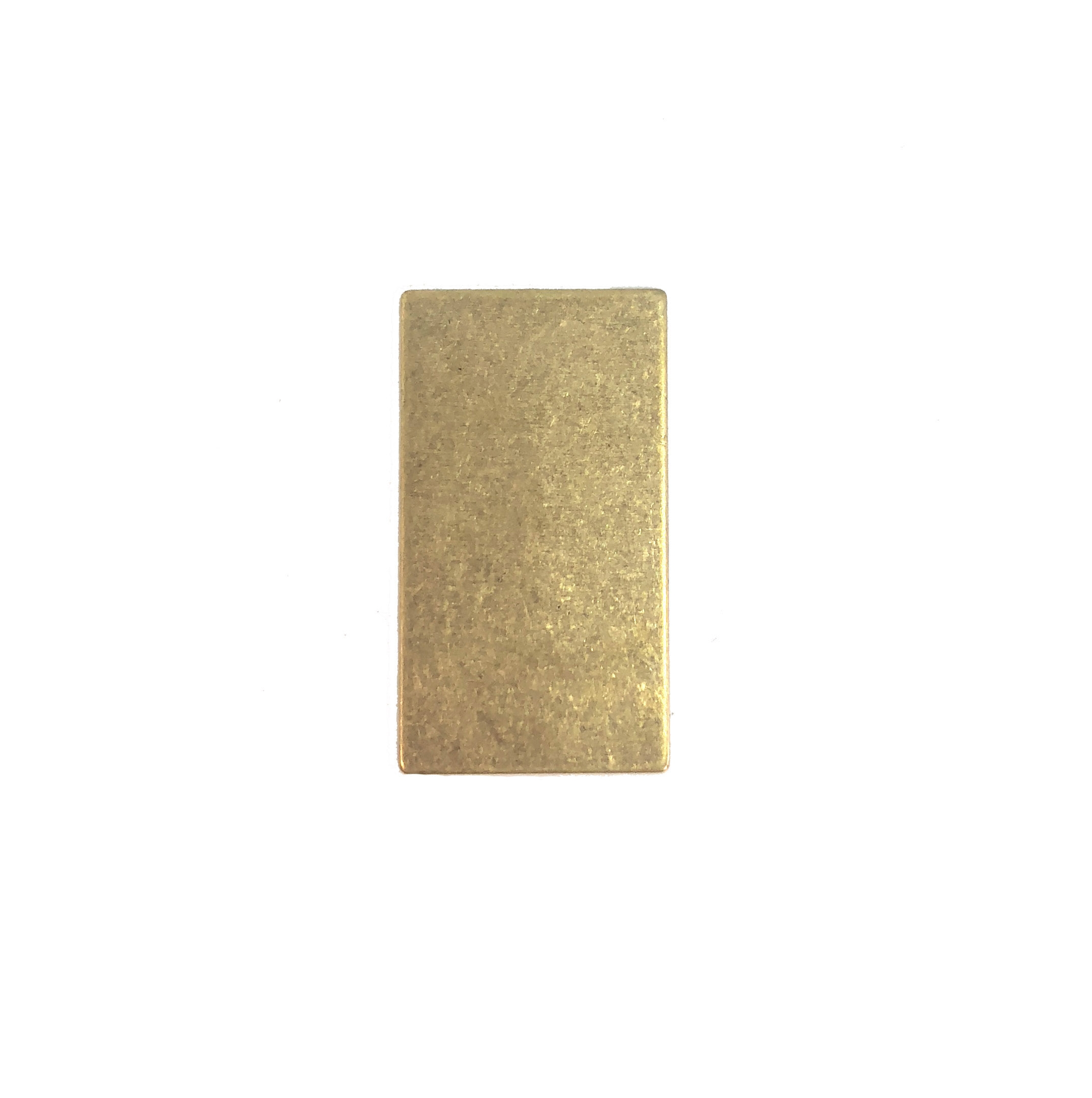 brass jewelry blank, rectangular blank, brass ox, 07734, B'sue Boutiques, nickel free jewelry, US made jewelry, vintage jewellery supplies, jewelry making supplies, antique brass,