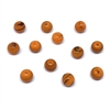glass swirl beads, glass, orange, 6mm, 01099, jewelry making supplies, beading supplies, Japanese beads, bsueboutiques, swirl beads, round beads, sphere beads, opaque orange, orange black swirl beads