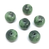 green marbled beads, acrylic beads, beads, swirl beads, 13mm, beading supplies, jewelry making, jewelry supplies, B'sue Boutiques, jewelry findings, 01128, green beads, opaque green, acrylic, beading