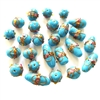 lampwork beads, India glass beads, 10-20mm, beads made by hand, lamp glass, wedding cake beads, glass beads, robin egg blue bead, white with gold trim beads, beading supplies, jewelry making supplies, B'sue Boutiques, 0209