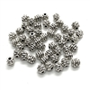 Industrial Bead, Antique silver, spacers, 03818, b'sue boutiques, lead free, jewelry supplies, jewelry making, jewelry parts, steampunk, metal beads, bead, 5mm